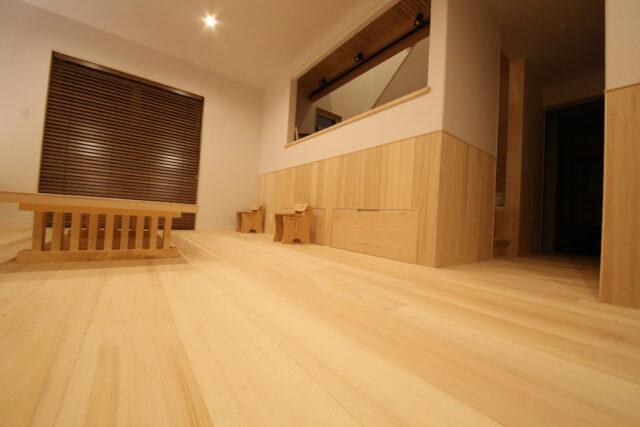 リビング - HK様邸 - もみの木の家 施工事例
