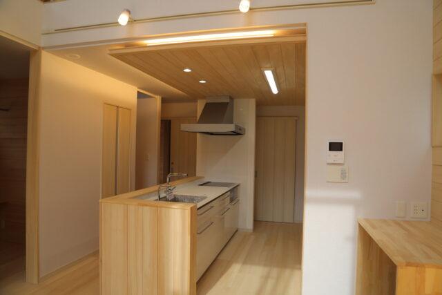 キッチン - KS様邸 - もみの木の家 施工事例