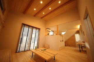 リビング - K.S様邸 新発田市 - もみの木の家 施工事例