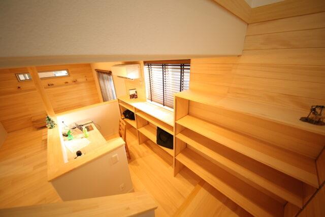 プライベートスペース - K.S様邸 新発田市 - もみの木の家 施工事例