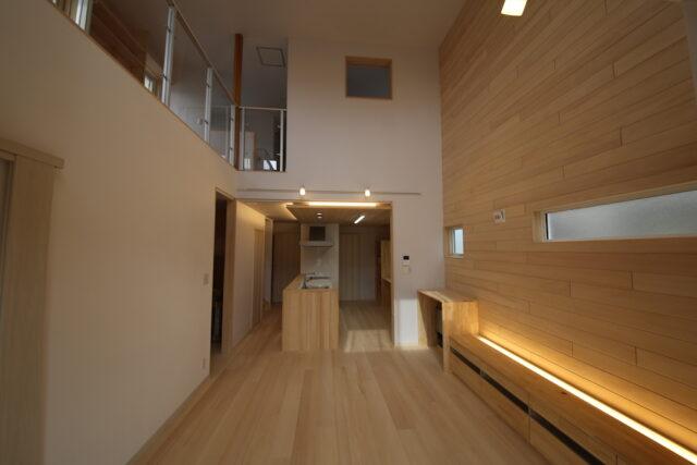 家事動線 - KS様邸 - もみの木の家 施工事例