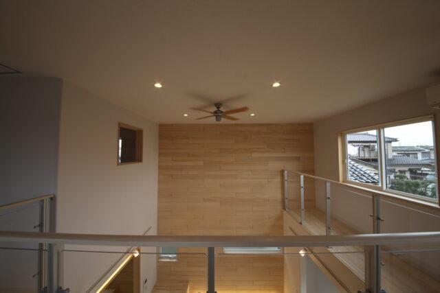 2階スペース - KS様邸 - もみの木の家 施工事例
