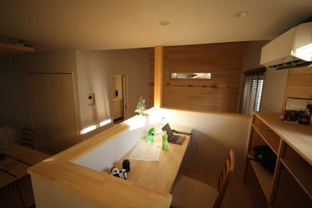 自然光の室内 - K.S様邸 新発田市 - もみの木の家 施工事例