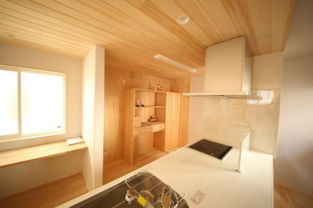 キッチン - K.S様邸 新発田市 - もみの木の家 施工事例
