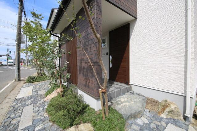 玄関 - KS様邸 - もみの木の家 施工事例