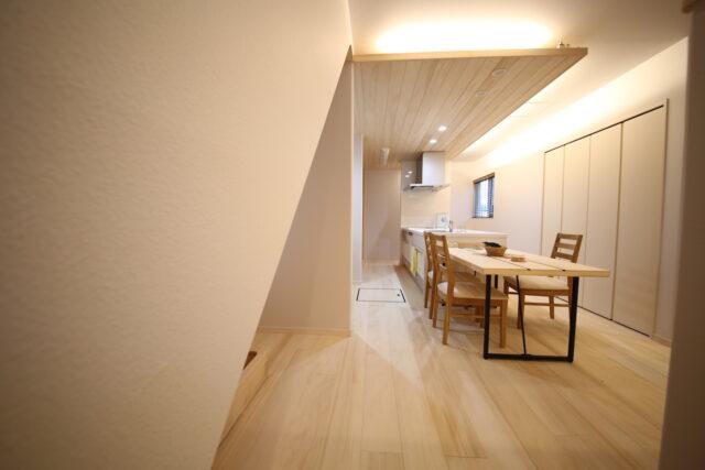 壁紙はオガファーザー - K.S様邸 新発田市 - もみの木の家 施工事例