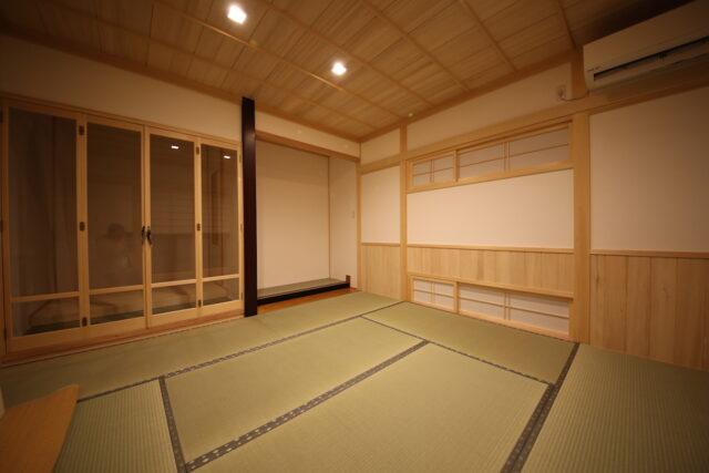 和室 - T.S様邸 新潟市南区 - もみの木の家の施工事例