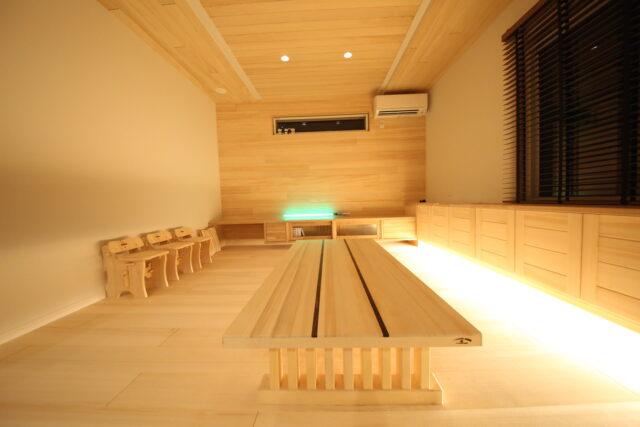 リビング - T.S様邸 新潟市南区 - もみの木の家の施工事例