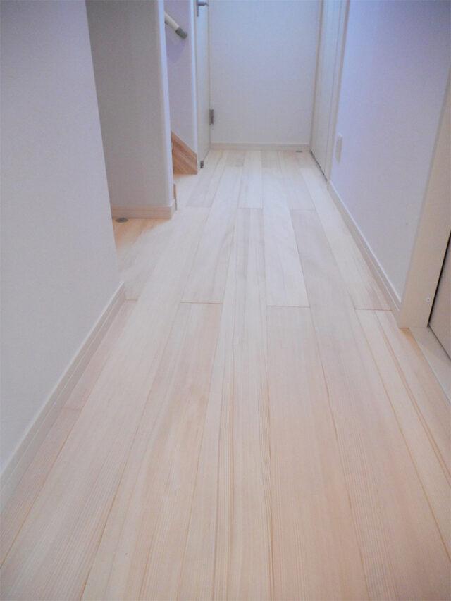 廊下 - Y様邸 - 新潟市西区のもみの木の家