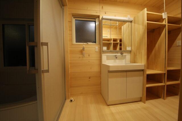 バスルーム - KK様邸 - もみの木の家 施工事例