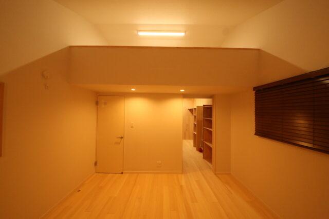 寝室 - KK様邸 - もみの木の家 施工事例
