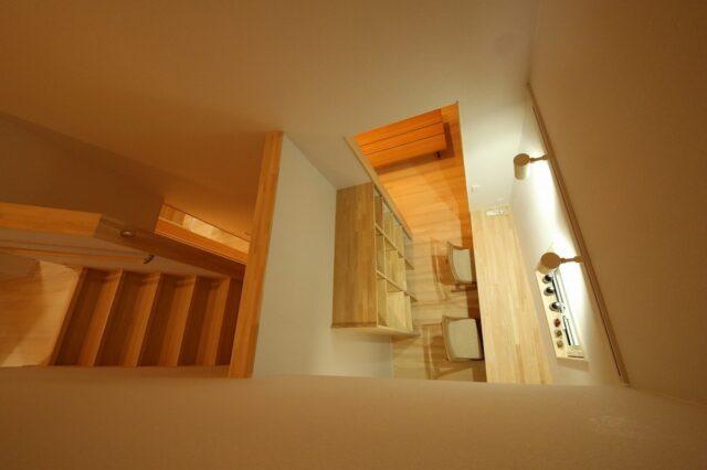 スタディコーナー - KK様邸 - もみの木の家 施工事例