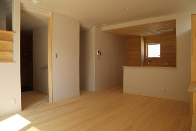 廊下がない間取り - K.S様邸 - もみの木の家 施工事例