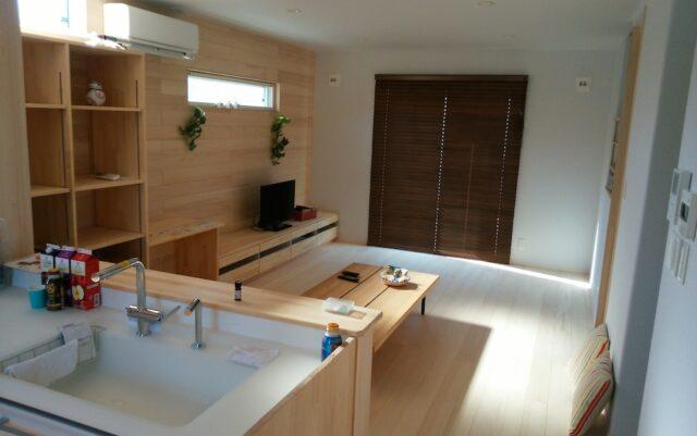 LDK - K.S様邸 - もみの木の家 施工事例