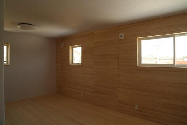 子供部屋 - K.S様邸 - もみの木の家 施工事例