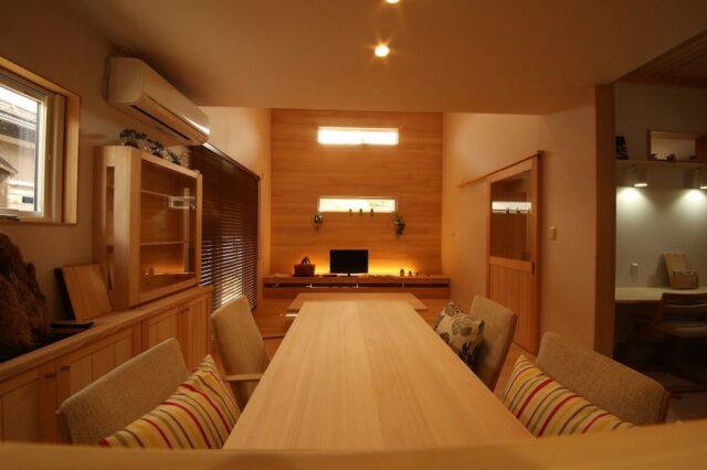リビングダイニング - Y.J様邸 - もみの木の家 施工事例