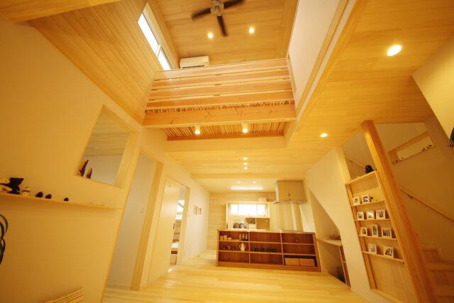 リビング - Y.K様邸 - 新潟市西区 - もみの木の家