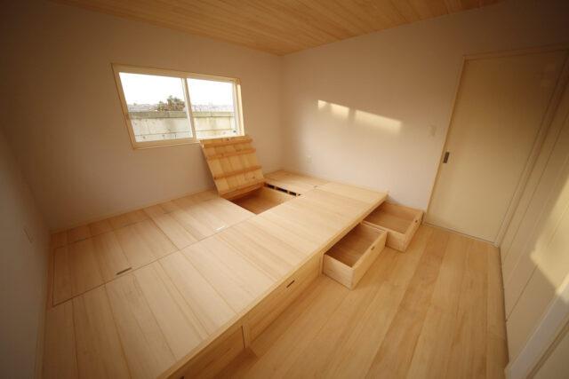 収納 - Y.K様邸 - 新潟市西区 - もみの木の家