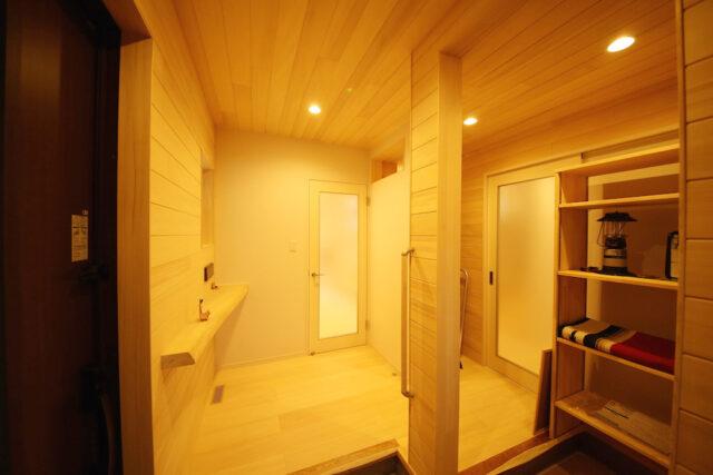 玄関収納 - Y.K様邸 - 新潟市西区 - もみの木の家