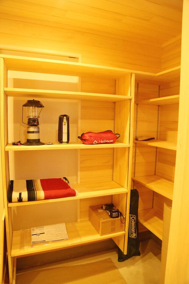 収納棚 - Y.K様邸 - 新潟市西区 - もみの木の家